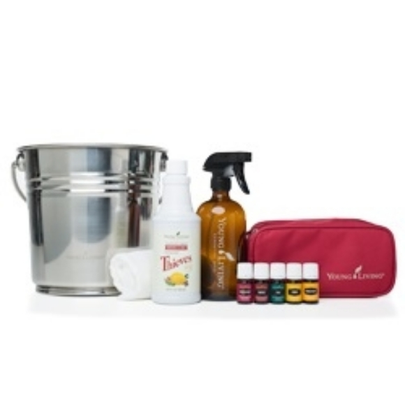 NWT Young Living Thieves Home Cleaning Kit